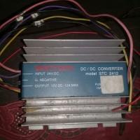 Converter step down car 24 V to 12 V