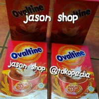 Susu Ovaltine 600 gram Reguler/Susu Ovaltine High 10 600 gr