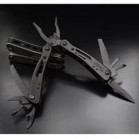 Tang Lipat Multi Tool JEEP EDC Plier Survival Stainless Steel MPA21