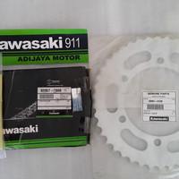 Gear set Kawasaki Ninja 250 Mono Original