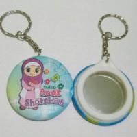 gantungan kunci muslimah B souvenir ganci