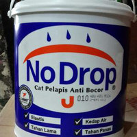 No Drop Cat Pelapis Anti Bocor 4kg