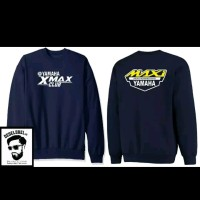 basic/sweater/jaket YAMAHA XMAX CLUB