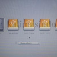 USB 2.0 Flashdisk 32GB 4 OS (Mavericks Yosemite EL Capitan Sierra)