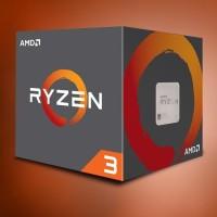 AMD Ryzen 3 1300X 3.5Ghz Up To 3.7Ghz Cache 8MB 65W AM4 Box - 4 Core