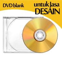 CD/dvd blank  CD/dvd kosong tambahan pemesanan jasa desain
