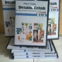 Paket DVD Desain Cetak Undangan, Banner dll untuk Usaha Berkualitas