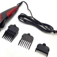 asli - heles hcl-008 magnetic clipper alat cukur pilihan professional