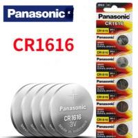 Baterai Lithium Panasonic 3V CR 1616 - Baterai Kancing
