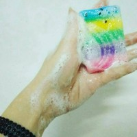 MIX COLOR OMO WHITE PLUS Gluta Soap Bar