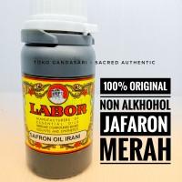 Bibit Parfum Minyak Safron Oil Irani Jafaron Merah Zafaron Merah 100ml