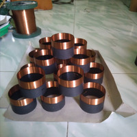 spul / spull speaker 3 inci diameter 75,5 mm