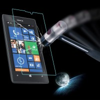 NOKIA LUMIA 520 TEMPERED GLASS SCREEN PROTECTOR