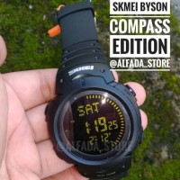 skmei 1231 dg1231 jam murah watch kompas worldtime outdoor casio