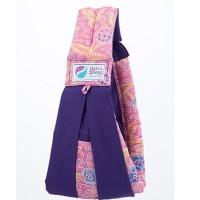 Gendongan Bayi Baba Slings Pink Batik