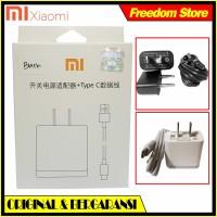 Charger Casan Adaptor Xiaomi note 8 Mi Mix 2 Original Fast Charging 3A