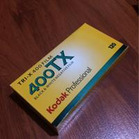 Kodak Tri X 400 negative film roll