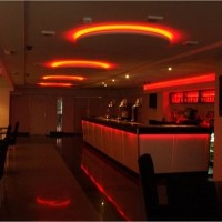 (Sale) Lampu Strip / Rope LED 5050 Warna Merah / Red 5050 IP44