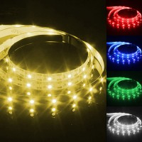(Diskon) Lampu Led strip 3528 ip44 outdoor 5M