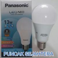 (Dijamin) Lampu LED Panasonic 13w 13 watt NEO