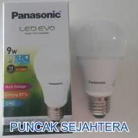 (Sale) Lampu LED Panasonic 9w 9 watt EVO