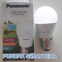 (Sale) Lampu LED Panasonic 4w 4 watt EVO