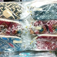 (Dijamin) Souvenir Dompet Batik Sleting