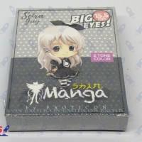 Softlens X2 Shin Manga Seira Grey