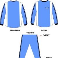 Custom Kaos Olahraga Sekolah untuk TK