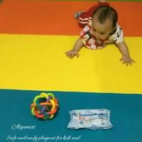 matras bayi alqeemat baby playmat 1,2mx2mx4cm