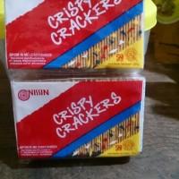 crispy crackers 225gr