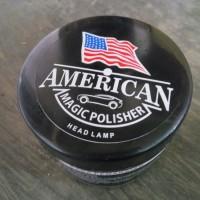 American Magic Polisher Headlamp | Pembersih Lampu Kusam | 100% Ori