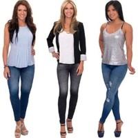 Produk Pilihan Jeans Pelangsing/Caresse Jean As Seen Tv