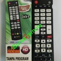 REMOTE MULTI RECEIVER / PARABOLA HD MP4/HD 12 -GROSIR