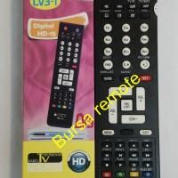 REMOTE MULTI RECEIVER / PARABOLA HD MP4/HD 15 -GROSIR