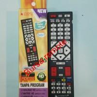 REMOTE MULTI RECEIVER / PARABOLA HD MP4/HD 13 -GROSIR