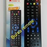 REMOTE MULTI RECEIVER / PARABOLA HD MP4/HD 16 -GROSIR
