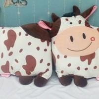 (Sale) Bantal Kepala Mobil Sapi / Cow