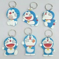 (Murah) Gantungan Kunci / Tas Doraemon Tebal Import