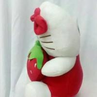 (Murah) Boneka Hello Kitty Strawberry