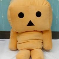 (Diskon) Boneka Danbo Kotak Jumbo Besar Yelpo Halus