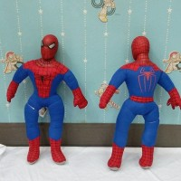 (Dijamin) Boneka Figure Spiderman Hero New