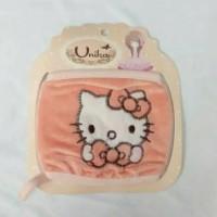 Masker Motor Fashion Cewek Hello Kitty Pita Halus Import Bisa Umum Hij