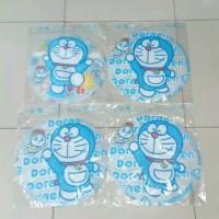 (Murah) Shower Cap Penutup Kepala Mandi Doraemon Kerropi Import