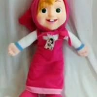 (Diskon) Boneka Misha Marsha Satu Set