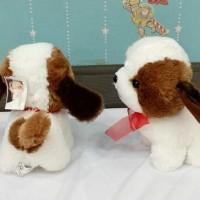 (Sale) Boneka Dog Cute Bulu Import