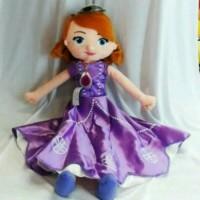 (Sale) Boneka Sofia The First Princess