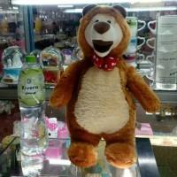 (Dijamin) Boneka Misha Beruang Marsha Friends