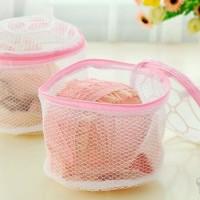 Laundry Bra Bag Kantong Cuci Pelindung Bra BH & CD celana dalam