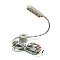Lampu Mesin Jahit LED 20 Titik Model Belalai Magnet